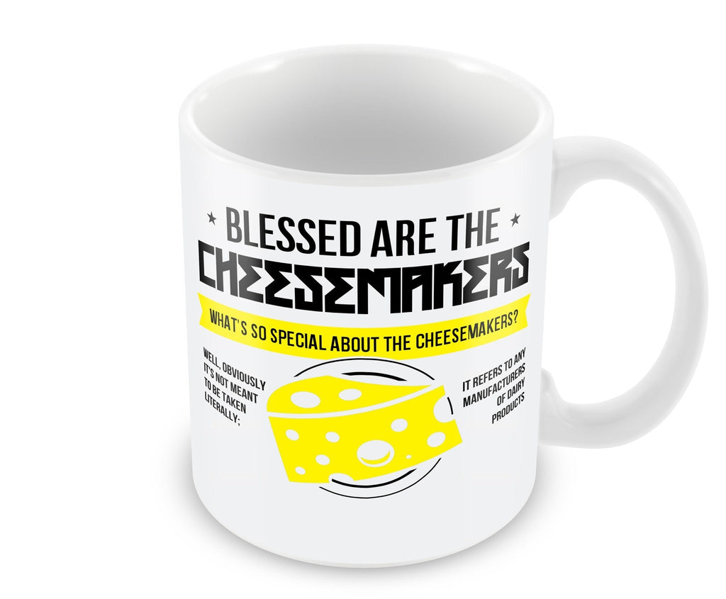 Mug - Blessed Are The Cheesemakers Mug