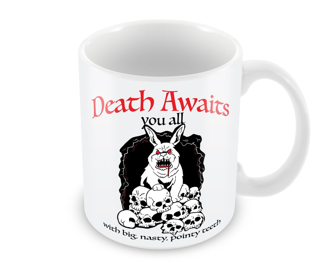 Mug - Death Awaits You Mug