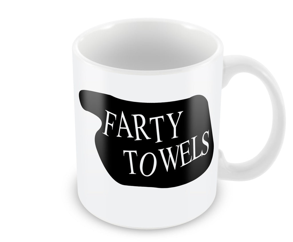 Mug - Farty Towels Mug