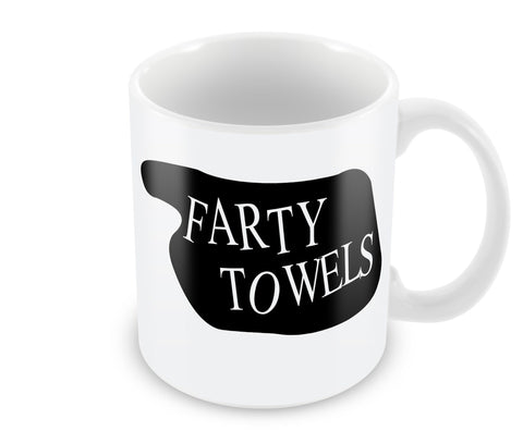 Farty Towels Mug