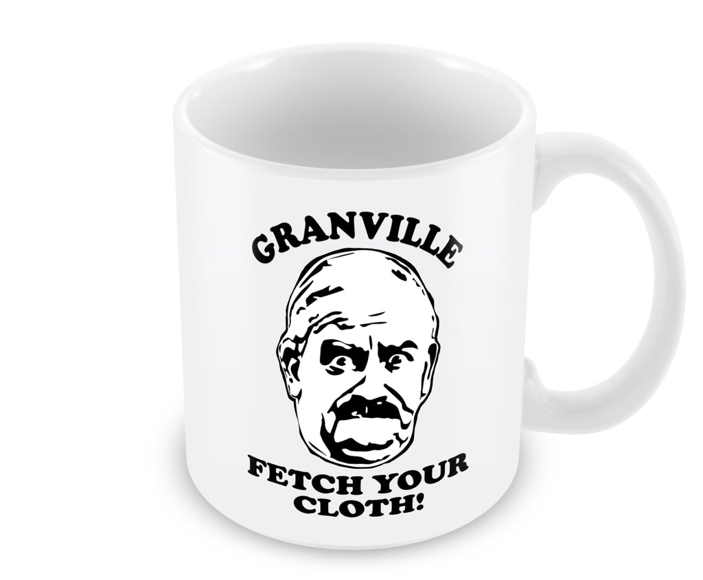 Mug - Granville, Fetch Your Cloth Mug