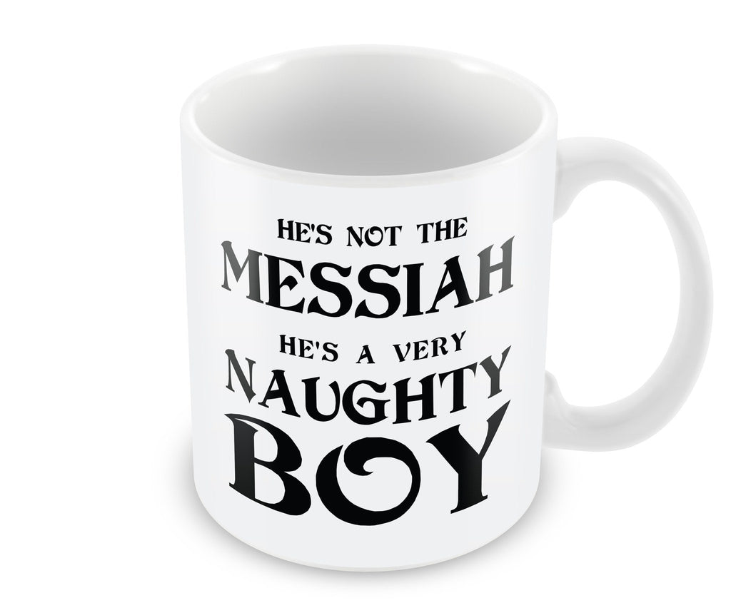 Mug - He's A Very Naughty Boy Mug