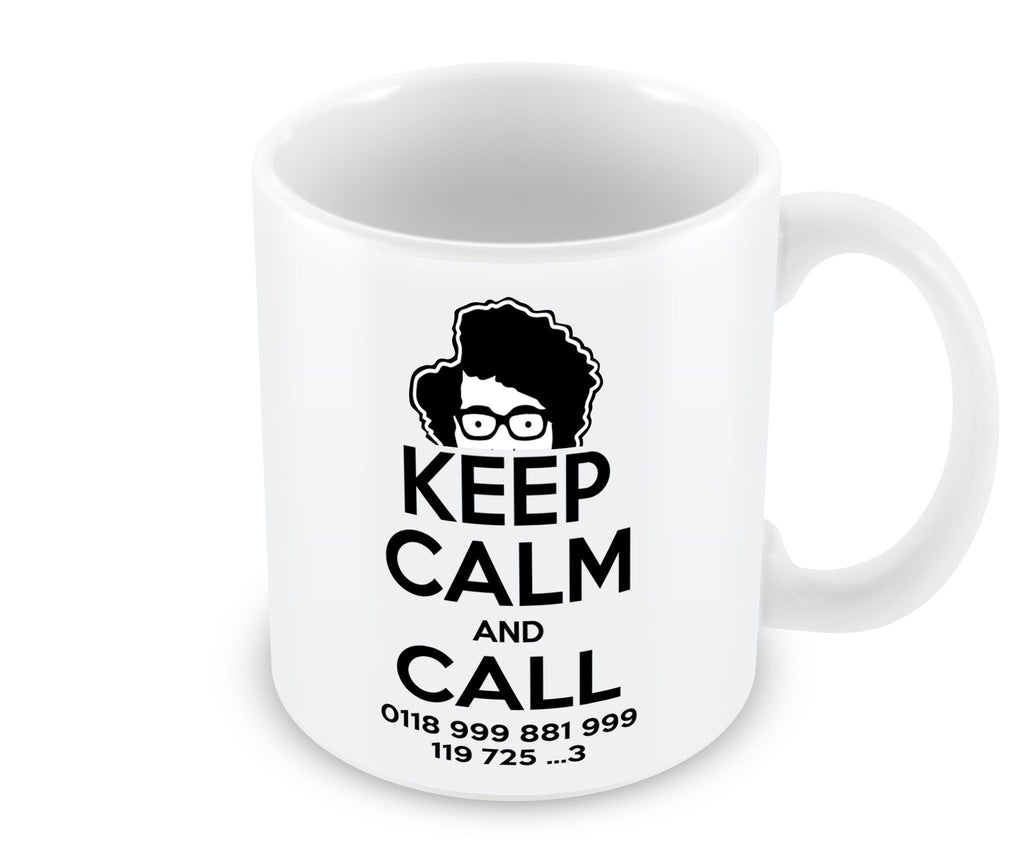Mug - Keep Calm And Call The Emergency Number Mug