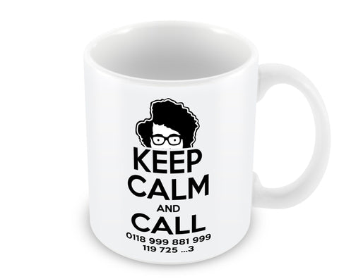 Keep Calm and Call the Emergency Number Mug