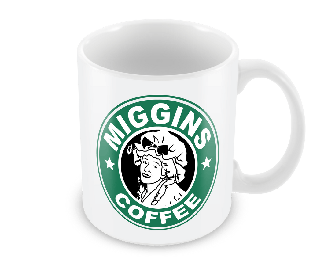 Mug - Miggins Coffee Mug