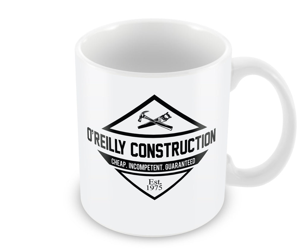 Mug - O'Reilly Construction Est. 1975 Mug