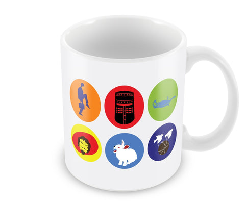 Mug - The Best Of The Holy Grail Mug
