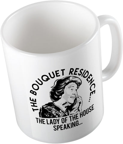 The Bouquet Residence Mug