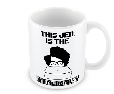 Mug - This Jen.. Is The Internet - Mug