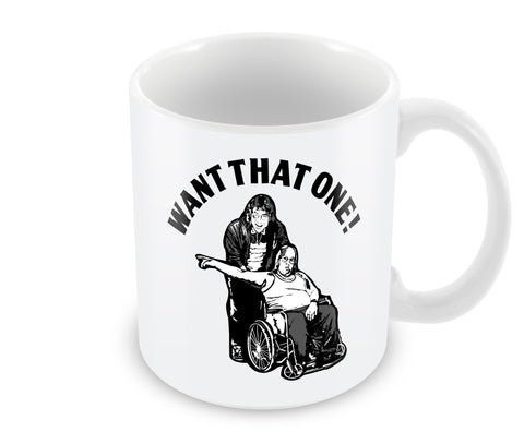 Want That One! - Mug