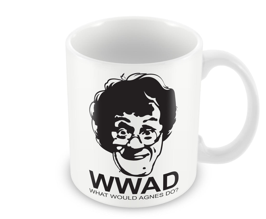 Mug - What Would Agnes Do- Mug