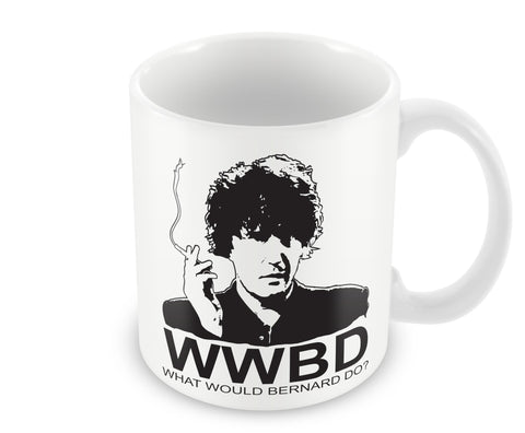 Mug - What Would Bernard Do- Mug