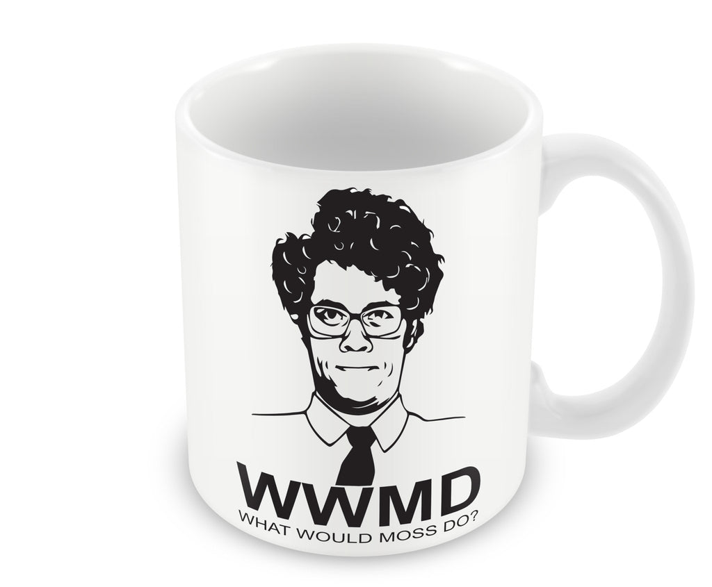 Mug - What Would Moss Do- Mug