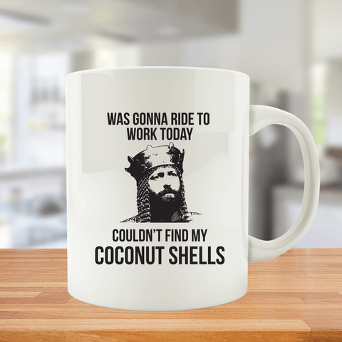 Couldn't Find My Coconut Shells Mug