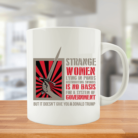 But It Doesn't Give You A Donald Trump Mug