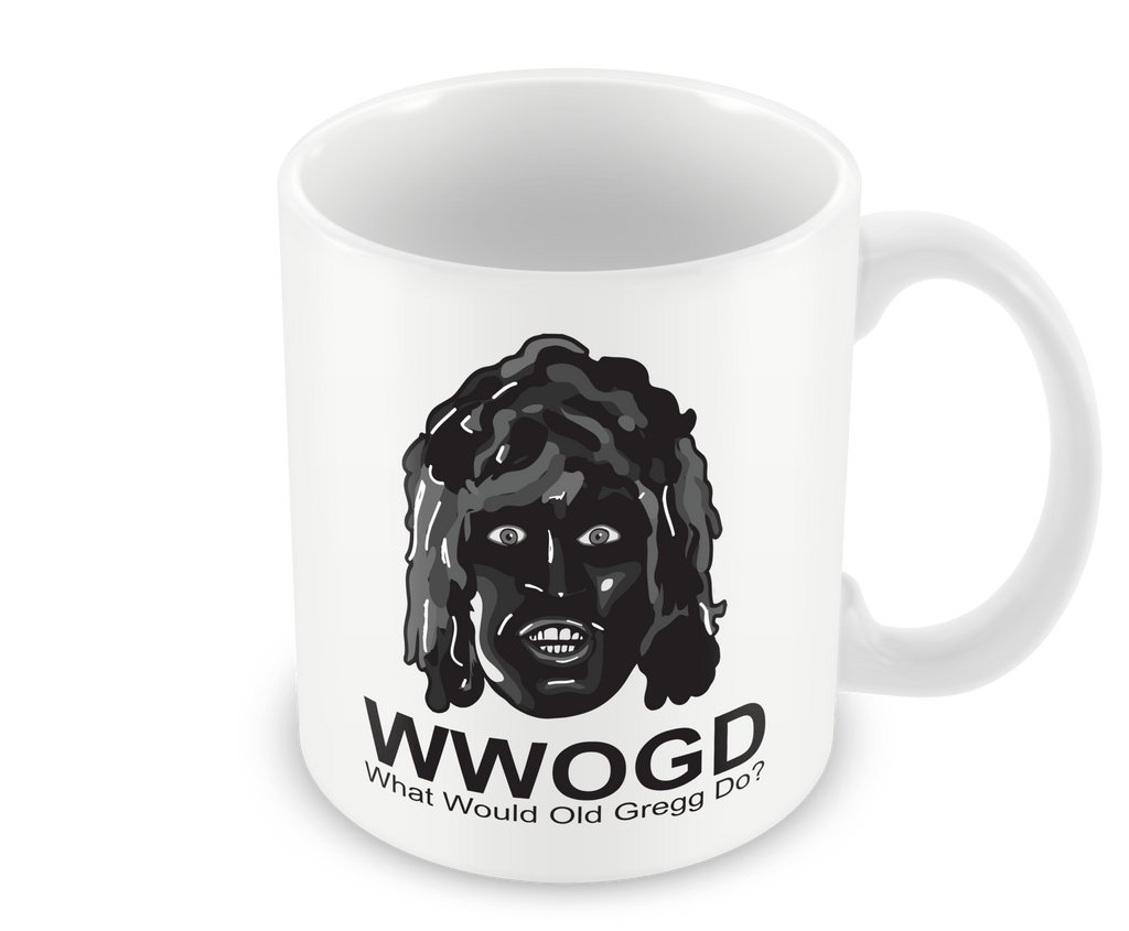 What Would Old Gregg Do Mug