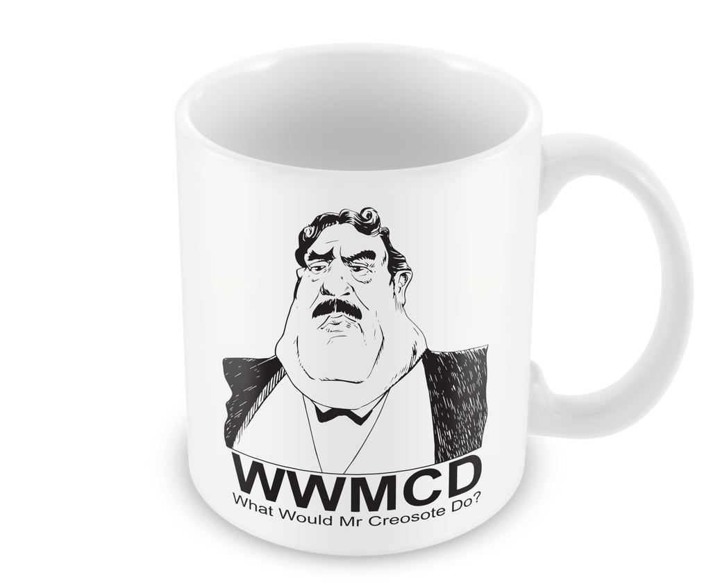 What Would Mr Creosote Do Mug