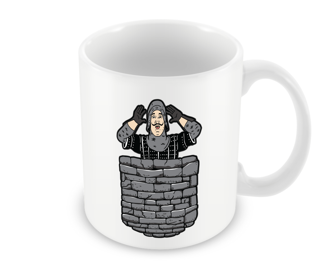 French Taunting Guard Mug