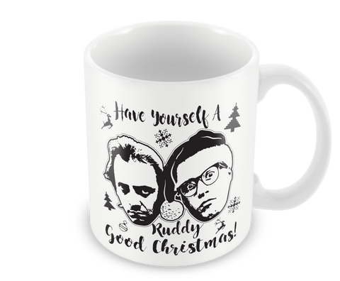 Have A Ruddy Good Christmas Mug