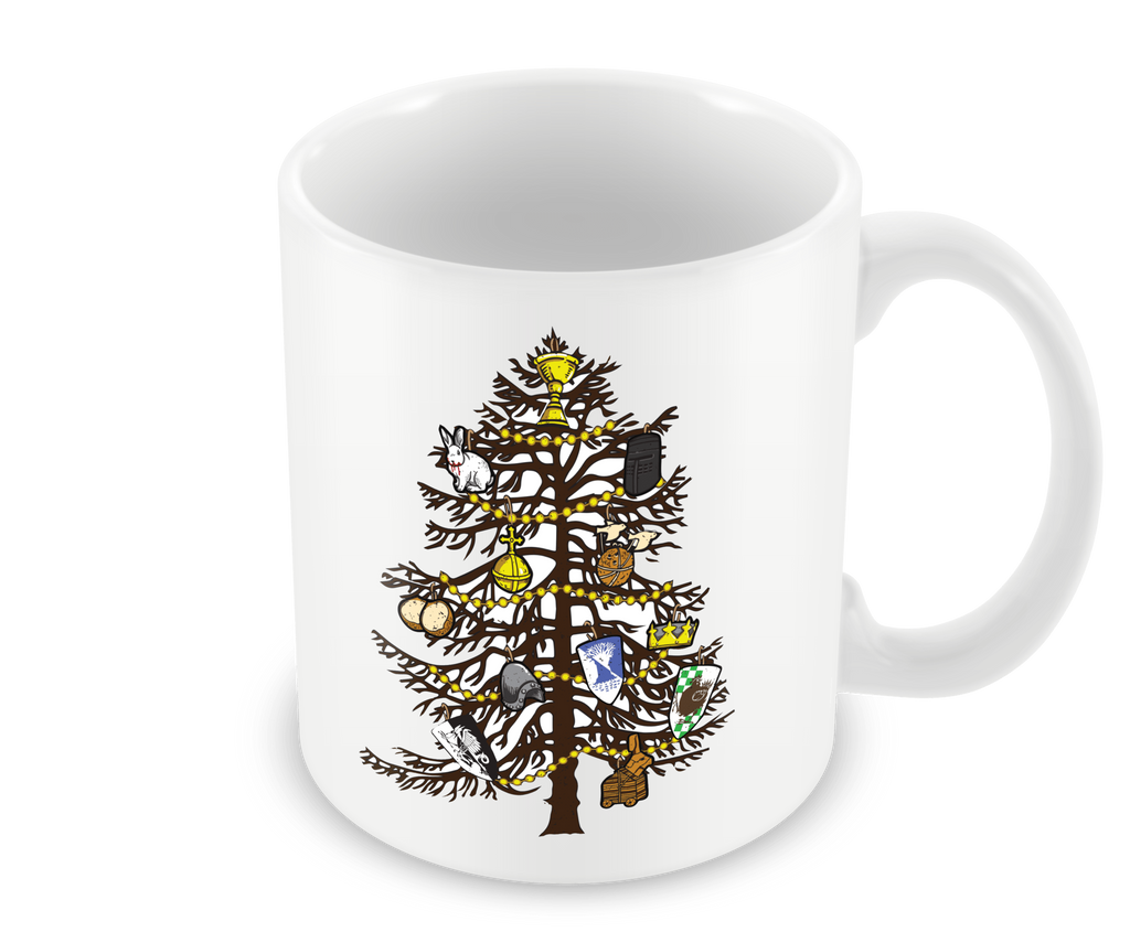 The Holy Grail Christmas tree Mug