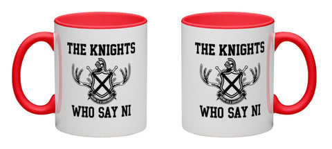 The Knights Who Say Ni - Special Offer Mug