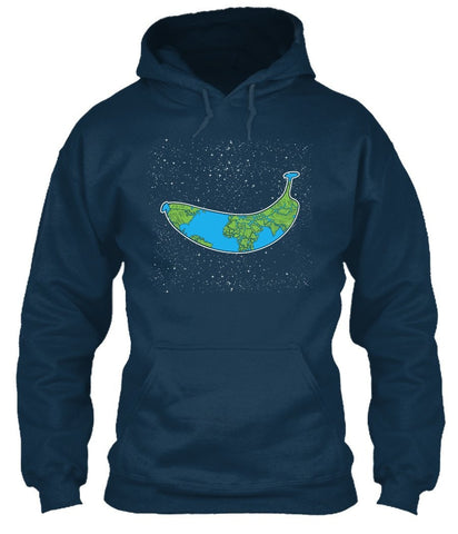 T-Shirt - Banana Shaped Earth