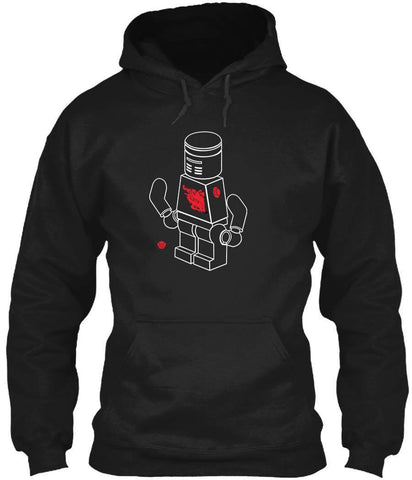 T-Shirt - Black Knight Lego