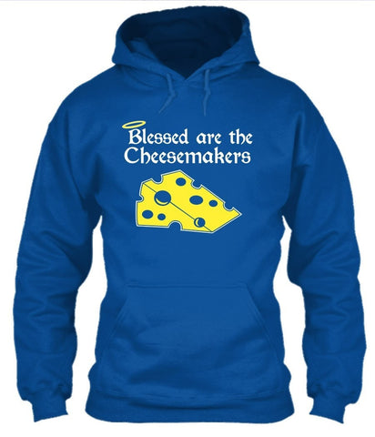 T-Shirt - Blessed Are The Cheese Makers
