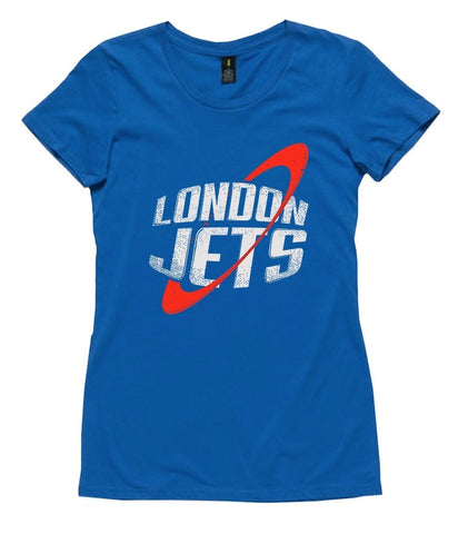 T-Shirt - I Support The London Jets