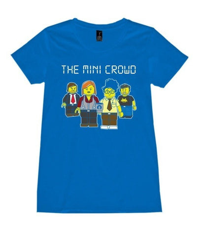 T-Shirt - IT Mini Crowd