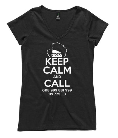 T-Shirt - Keep Calm And Call The Emergency Number