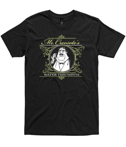 T-Shirt - Mr. Creosote's Wafer Thin Mints