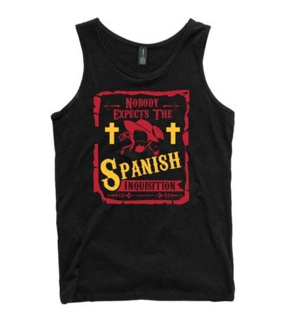 T-Shirt - Nobody Expects The Spanish Inquisition