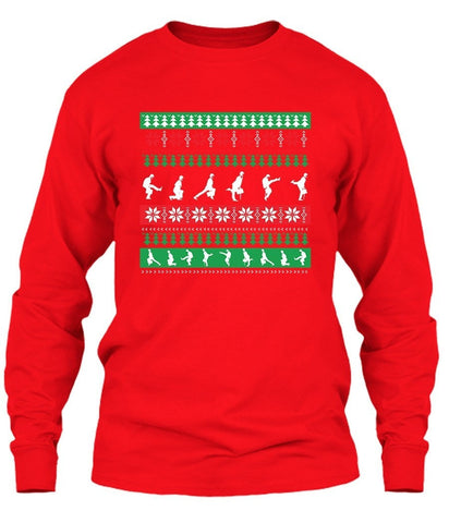 T-Shirt - Silly Walk Christmas