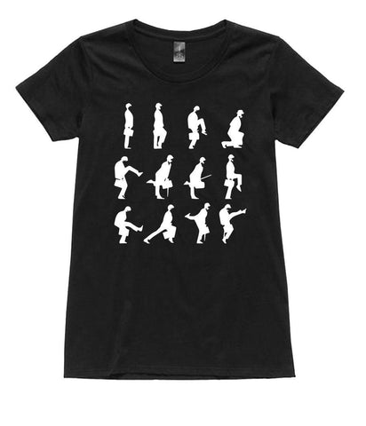 T-Shirt - Silly Walking