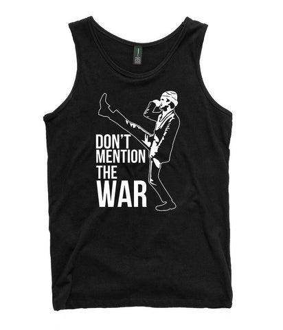 T-Shirt - Silly Walks - Don't Mention The War