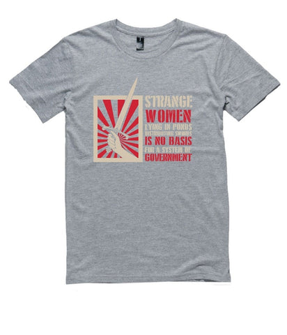 T-Shirt - Strange Women Lying In Ponds