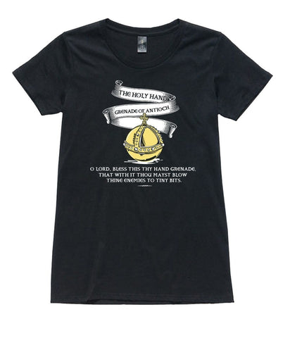 T-Shirt - The Holy Hand Grenade Of Antioch