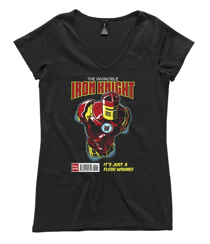 T-Shirt - The Invincible Iron Knight