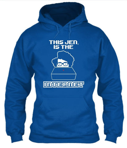 T-Shirt - This Jen.. Is The Internet