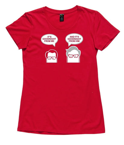 T-Shirt - Two Ronnies