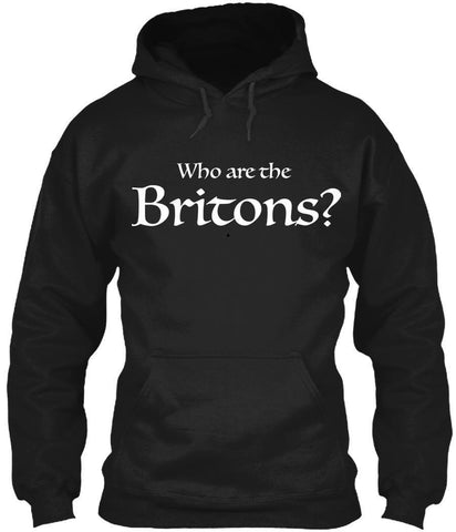 T-Shirt - Who Are The Britons?