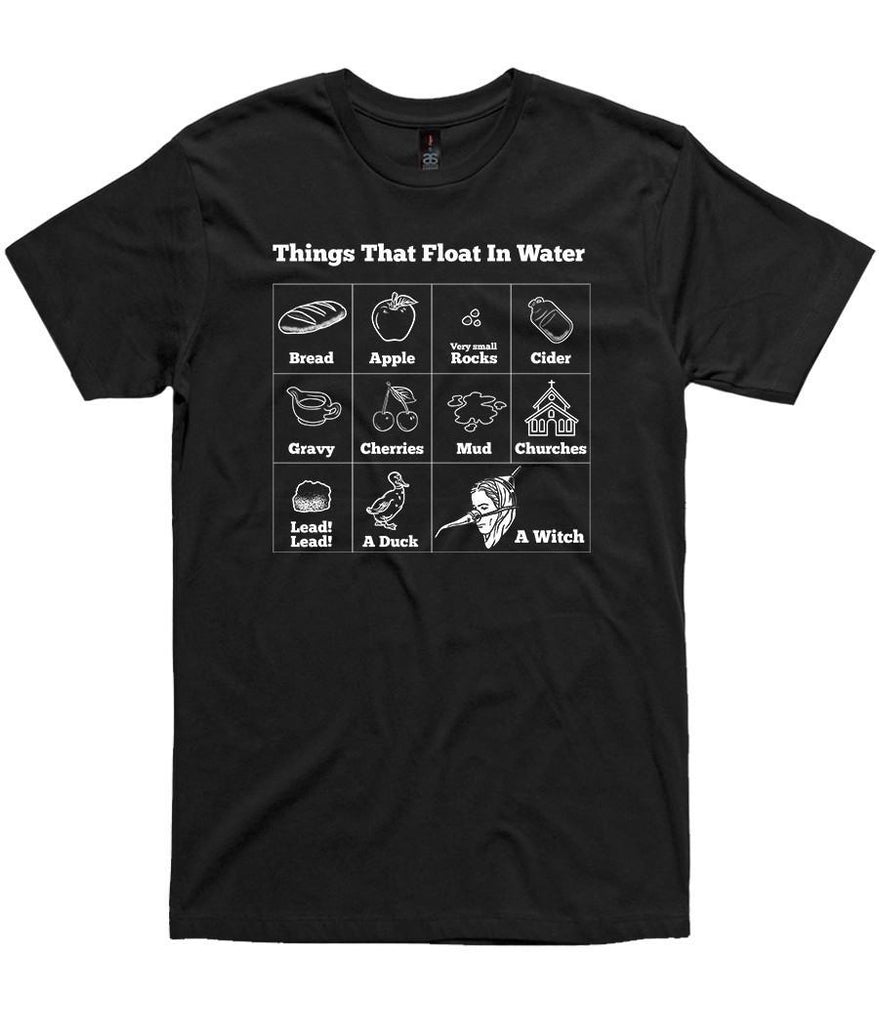T-Shirt - Witch Chart