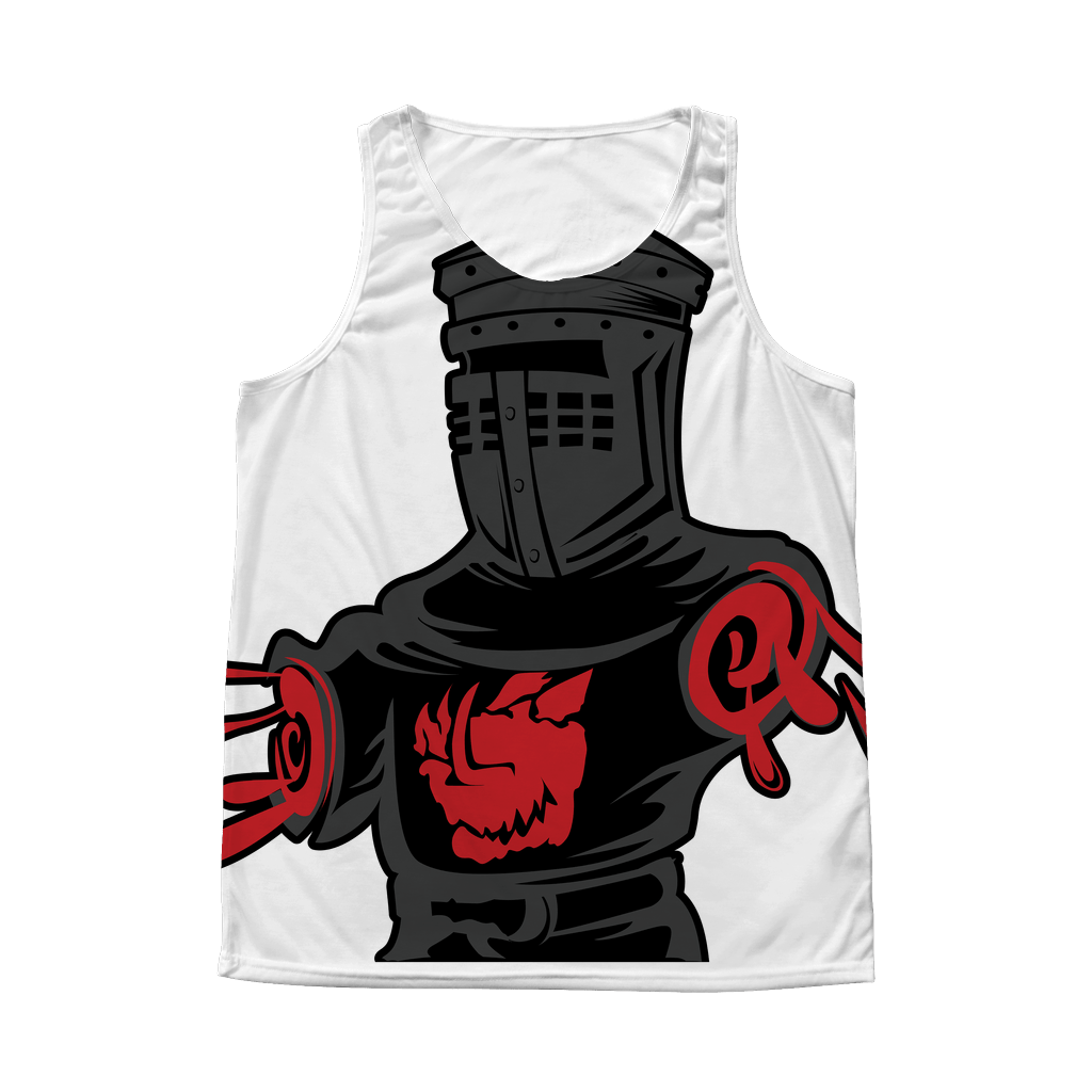 Black Knight All Over Unisex Tank