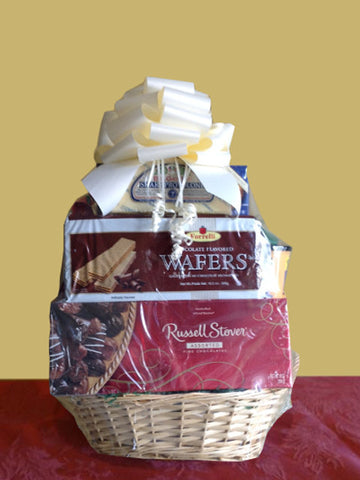 All Gourmet Basket