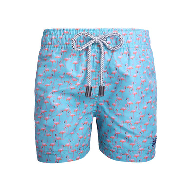 Flamingos (kids) - Mayaguana Swimwear