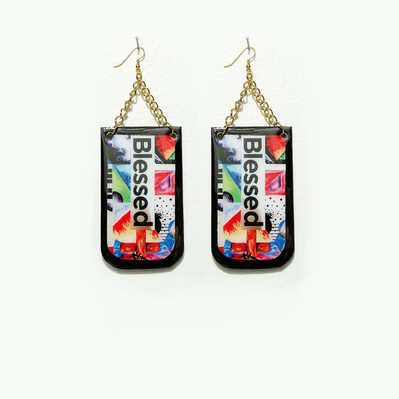 Blessed earrings