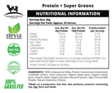 Protein Concentrate + Super Greens 1kg