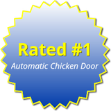 top rated automatic chicken door