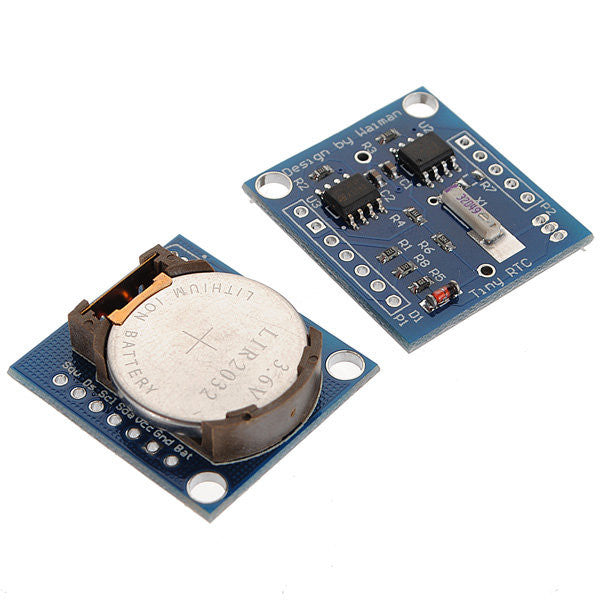 Automatic Coop Door RTC Clock Module